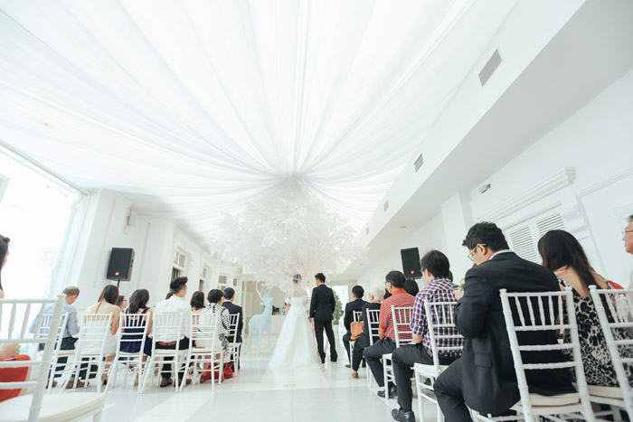 Wedding at Macalister Mansion, Penang. Photo by Heartpatrick Photography. www.theweddingnotebook.com