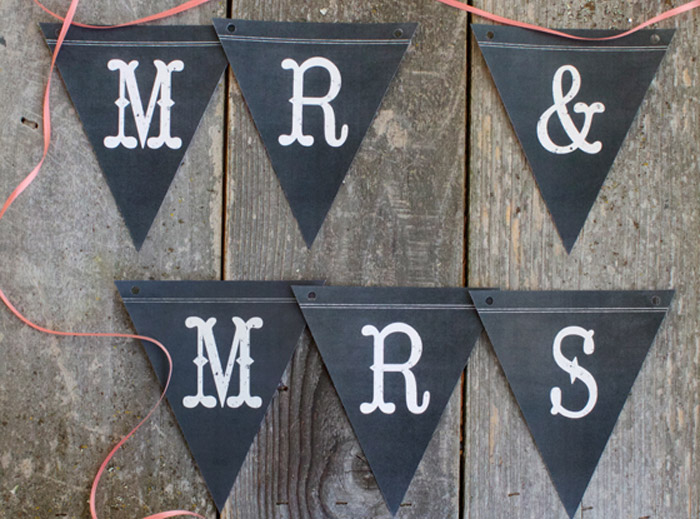 Round Up Of Free Printables For Your Wedding. www.theweddingnotebook.com