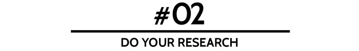 #02 Do Your Research – How To Meet Your Perfect Wedding Dress. www.theweddingnotebook.com