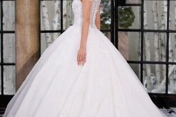 Ines Di Santo Fall 2015 Collection. www.theweddingnotebook.com