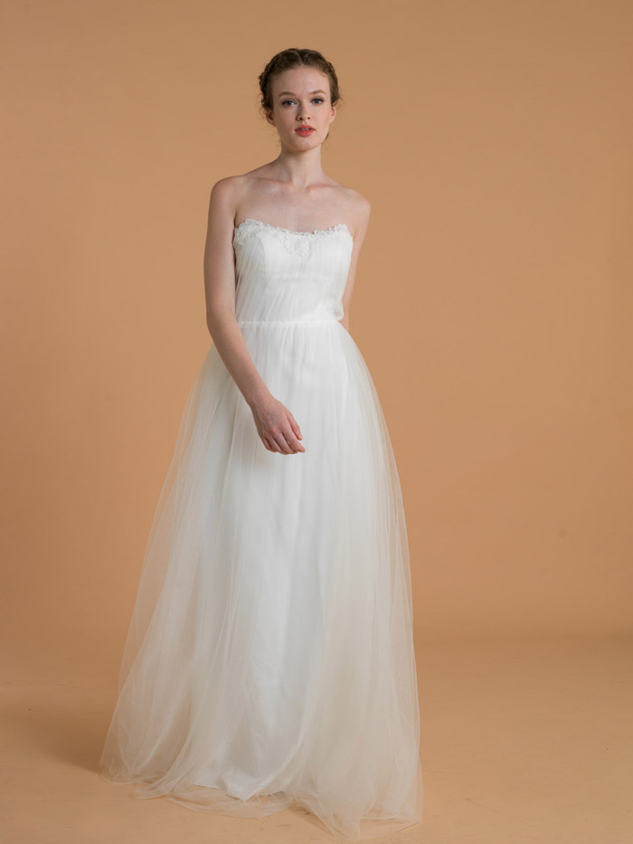 Isabel – Love, Yu 2015 Bridal Collection. www.theweddingnotebook.com