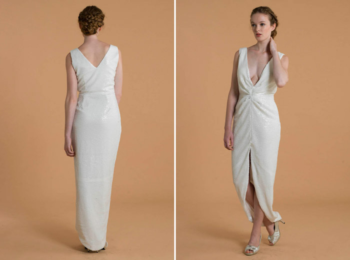 Ellen – Love, Yu 2015 Bridal Collection. www.theweddingnotebook.com