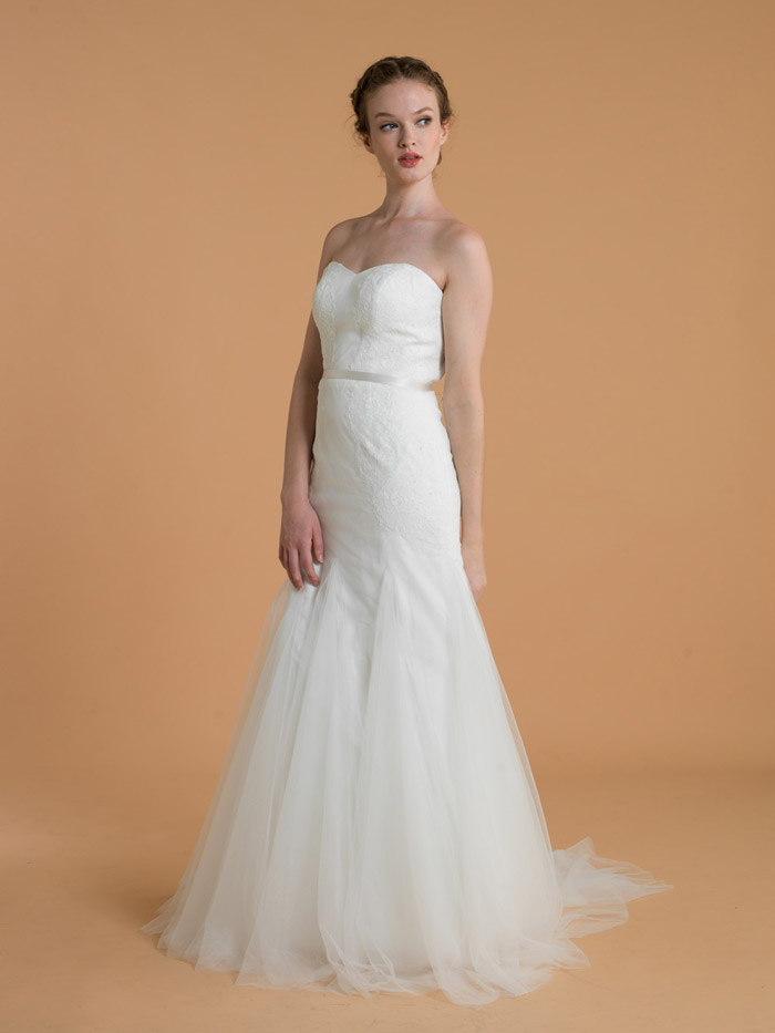 Maud – Love, Yu 2015 Bridal Collection. www.theweddingnotebook.com