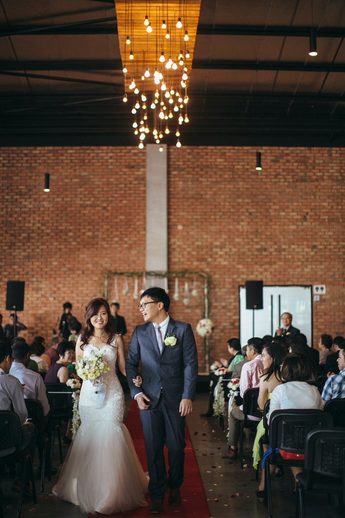 Photo by Adam Ong Photography. www.theweddingnotebook.com