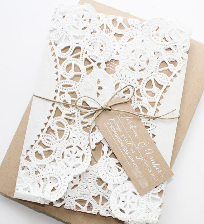 Affordable Papers And Materials For The DIY Bride