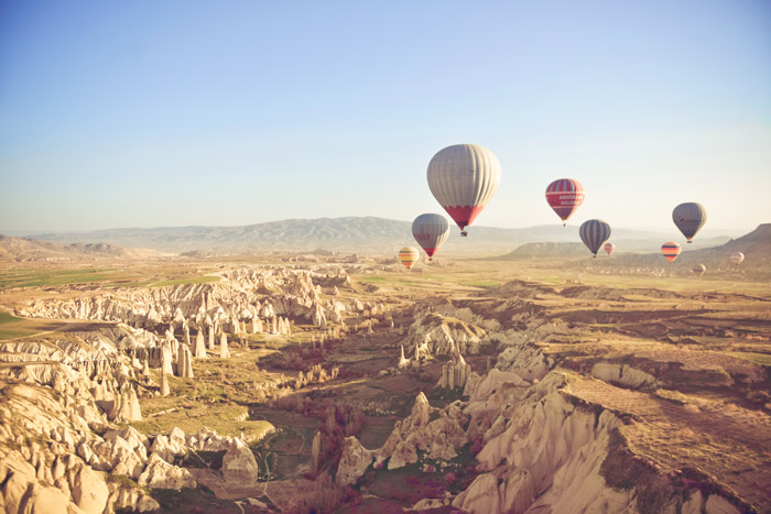 Cappadocia, Turkey. Photo by Andrew Yep Photographie