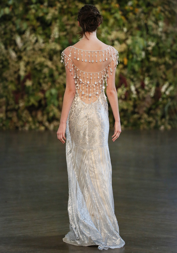 Florence – Claire Pettibone Fall 2015 Collection. www.theweddingnotebook.com