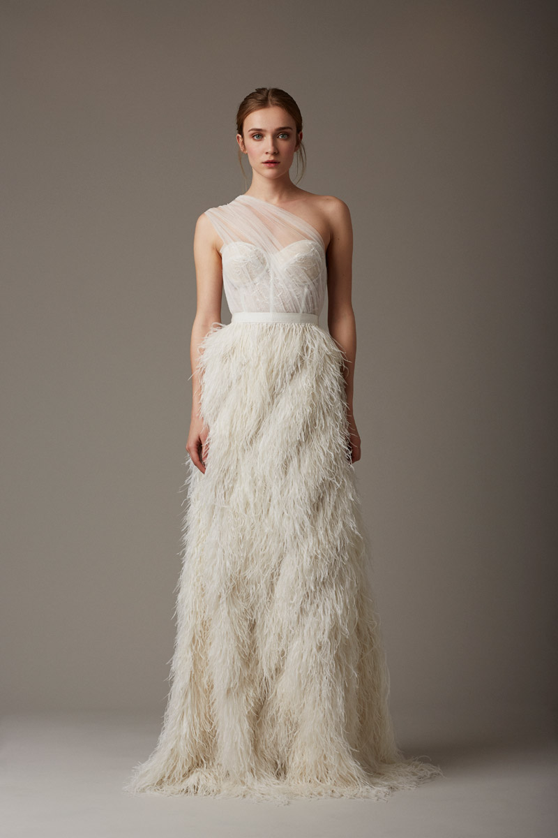 The Dusk - Leia Rose Spring 2016 Bridal Collection. www.theweddingnotebook.com