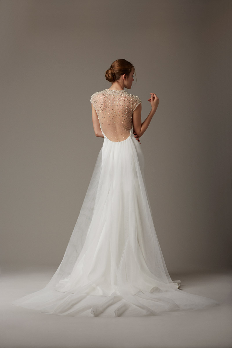 The Sanctuary - Leia Rose Spring 2016 Bridal Collection. www.theweddingnotebook.com