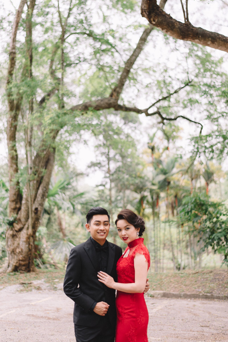 Photo by Wilson and Sharon Photography. www.theweddingnotebook.com