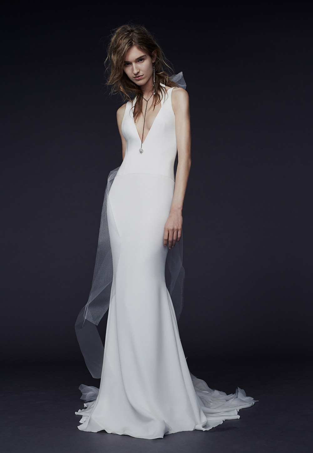 Priscilla – Vera Wang Fall 2015 Collection. www.theweddingnotebook.com