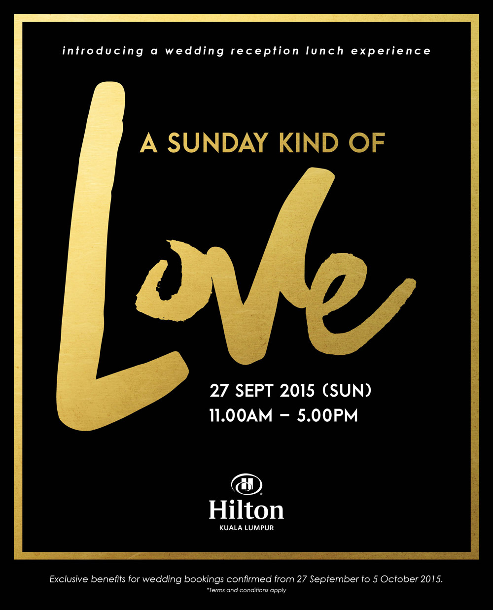 hilton-a-sunday-kind-of-love