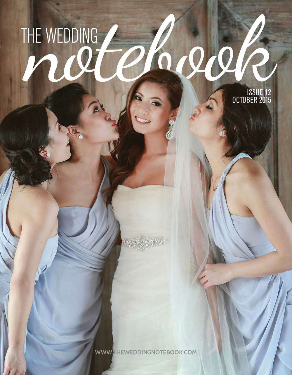 The Wedding Notebook magazine – issue 12. www.thewedingnotebook.com