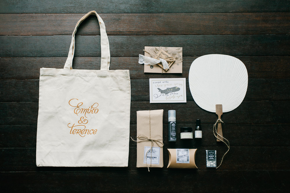 Essentials for destination wedding. www.theweddingnotebook.com
