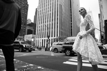 Inbal Dror Fall 2016 Collection. www.theweddingnotebook.com