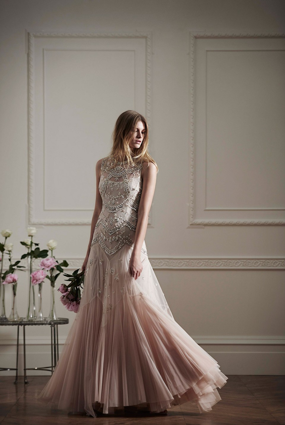 Needle And Thread 2016 Bridal Collection. www.theweddingnotebook.com