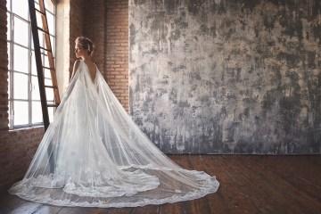 Lusan Mandongus 2016 Collection. www.theweddingnotebook.com