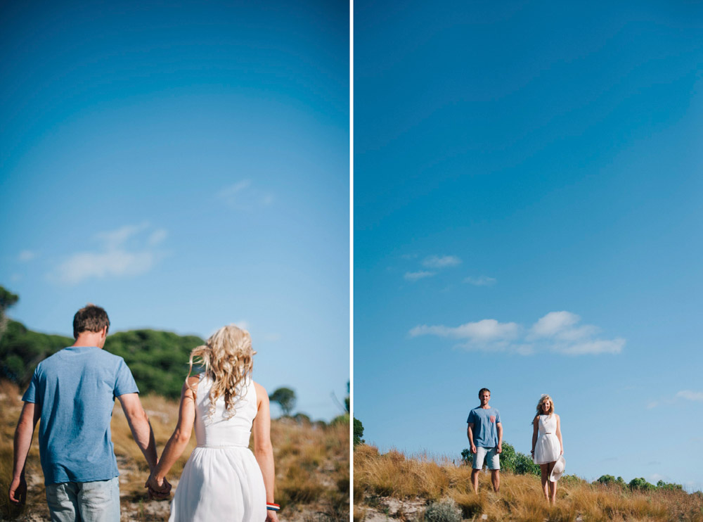 Ben Yew Photography. Rottnest Island Perth. www.theweddingnotebook.com