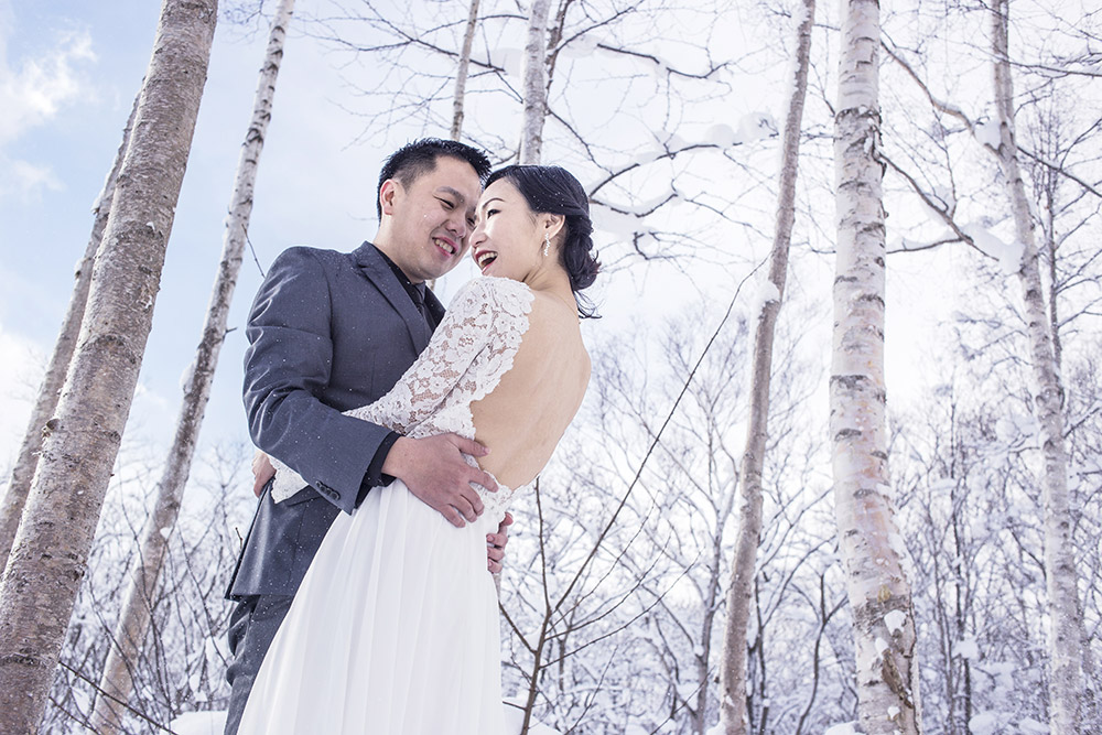 Photo by Niseko Photography. www.theweddingnotebook.com width=