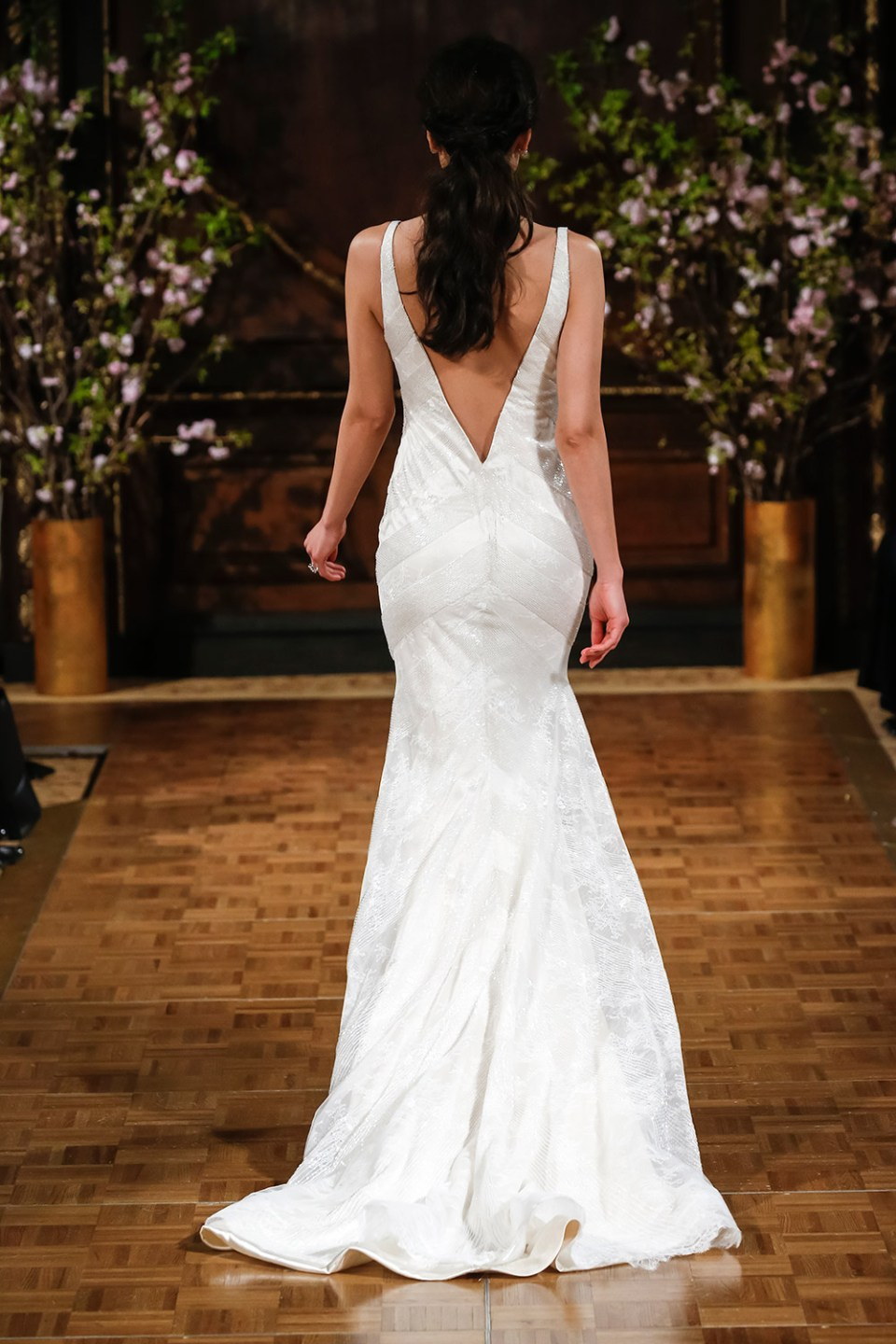 Rusty - Isabelle Armstrong Spring 2017 Bridal Collection. www.theweddingnotebook.com