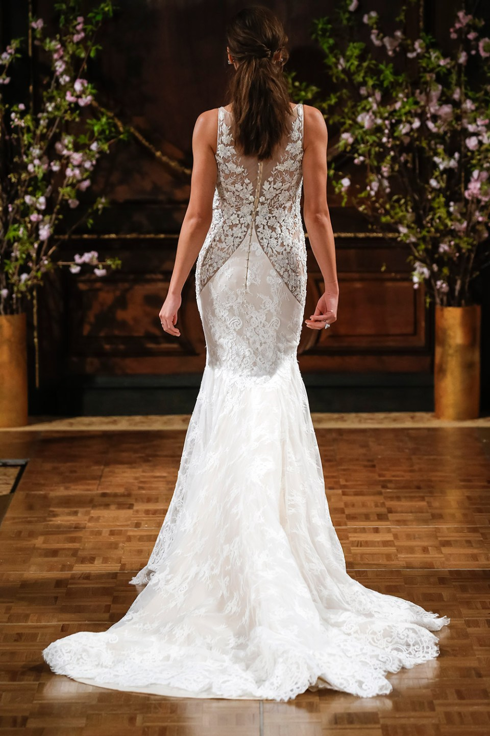 Joey - Isabelle Armstrong Spring 2017 Bridal Collection. www.theweddingnotebook.com