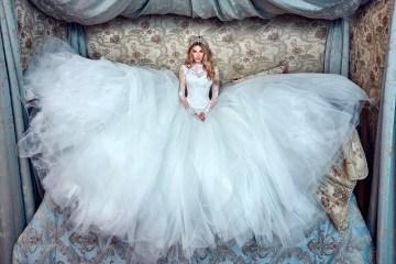 Corina – Galia Lahav Spring 2017 Bridal Collection. www.theweddingnotebook.com