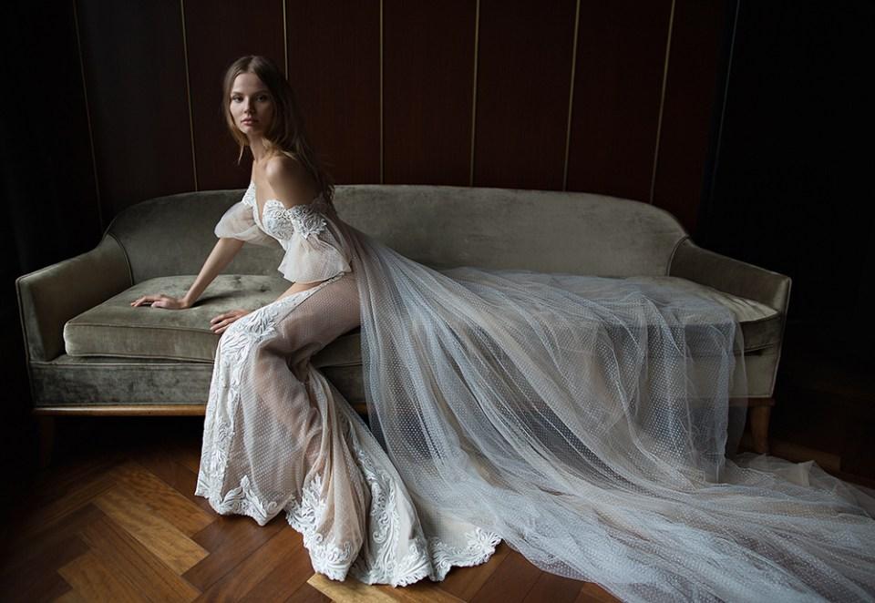 Berta Bridal Fall 2016 Collection. www.theweddingnotebook.com