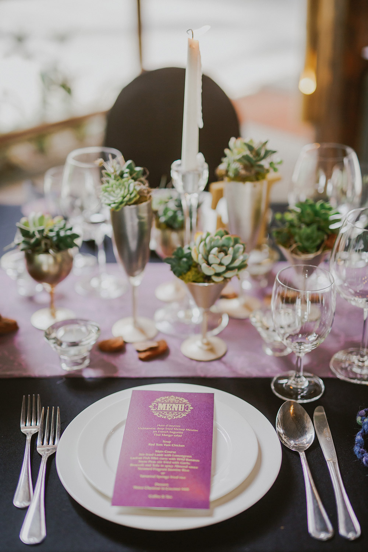 Photo by Deviews Photography. www.theweddingnotebook.com