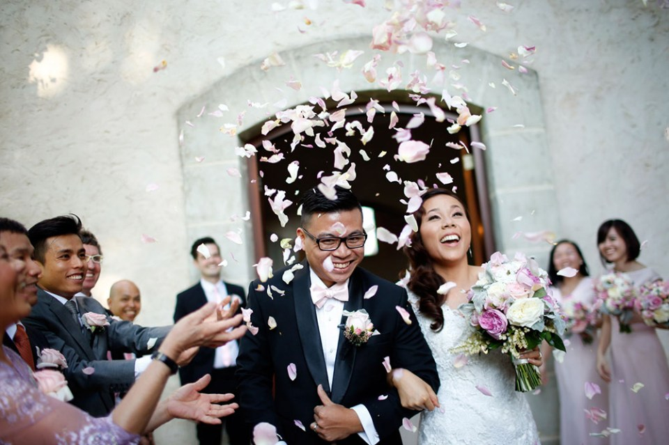 Photo by Warren Photography. www.theweddingnotebook.com