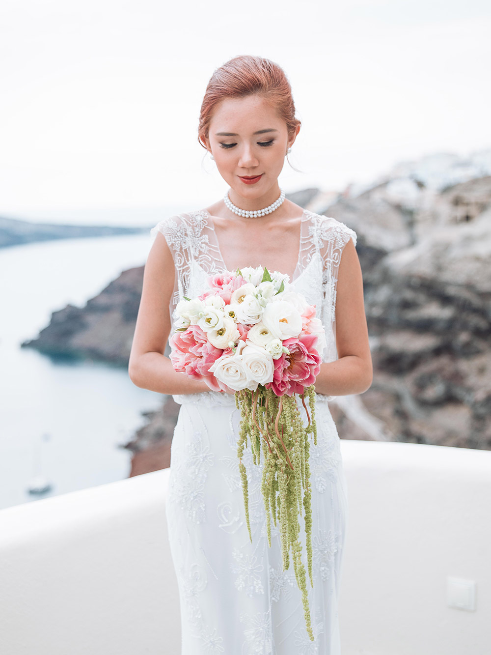 Photography by Sunrise Greece. www.theweddingnotebook.com