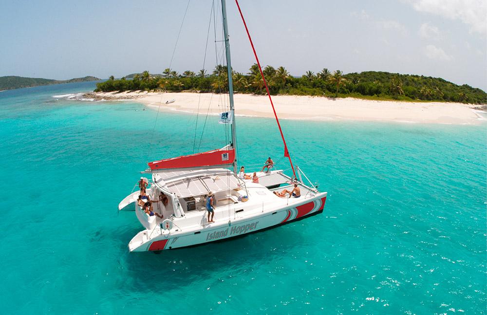 Catamaran Cruise Mauritius. www.theweddingnotebook.com