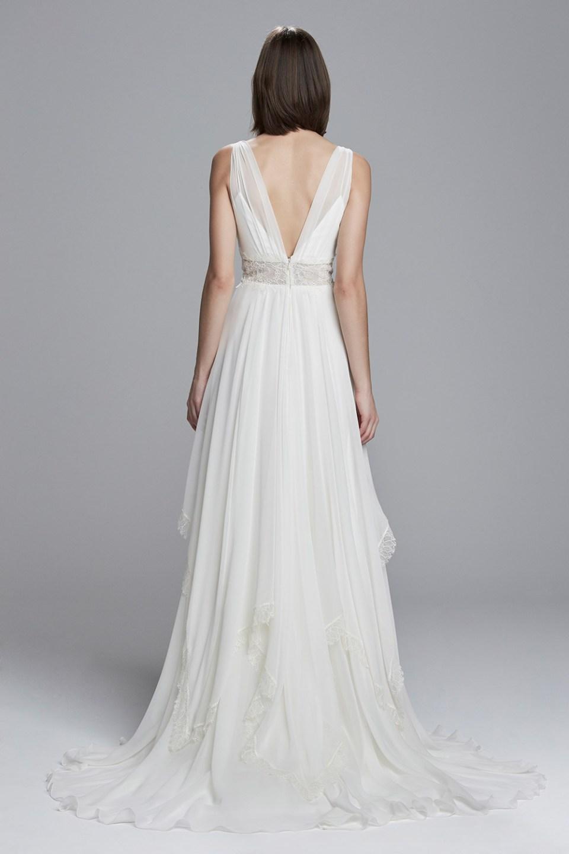 Christos Spring 2017 Bridal Collection. www.theweddingnotebook.com