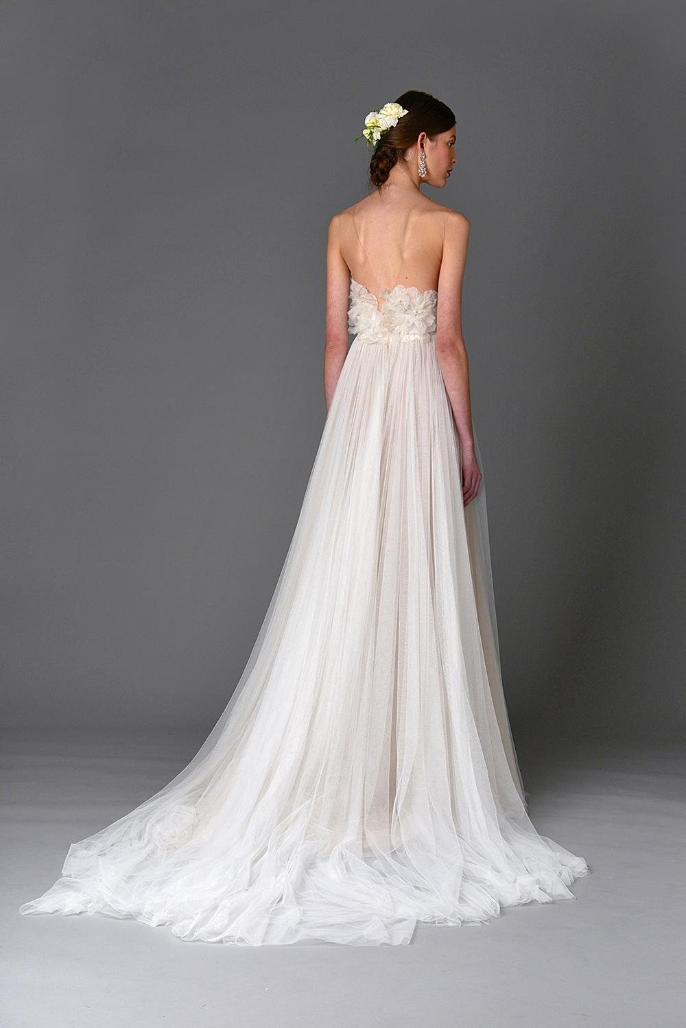 Marchesa Spring 2017 Bridal Collection. www.theweddingnotebook.com