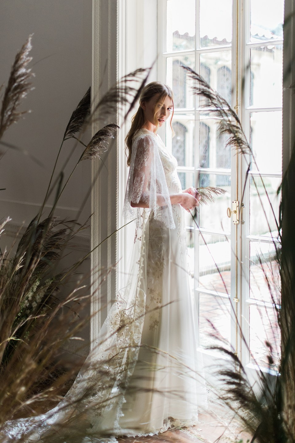 Reverie - Claire Pettibone 2017 Bridal Collection. Photo by Judy Pak. www.theweddingnotebook.com