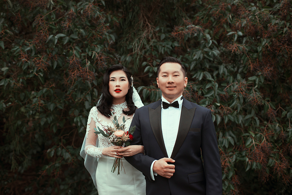 Photo by Euhau Leong/LOORK. www.theweddingnotebook.com