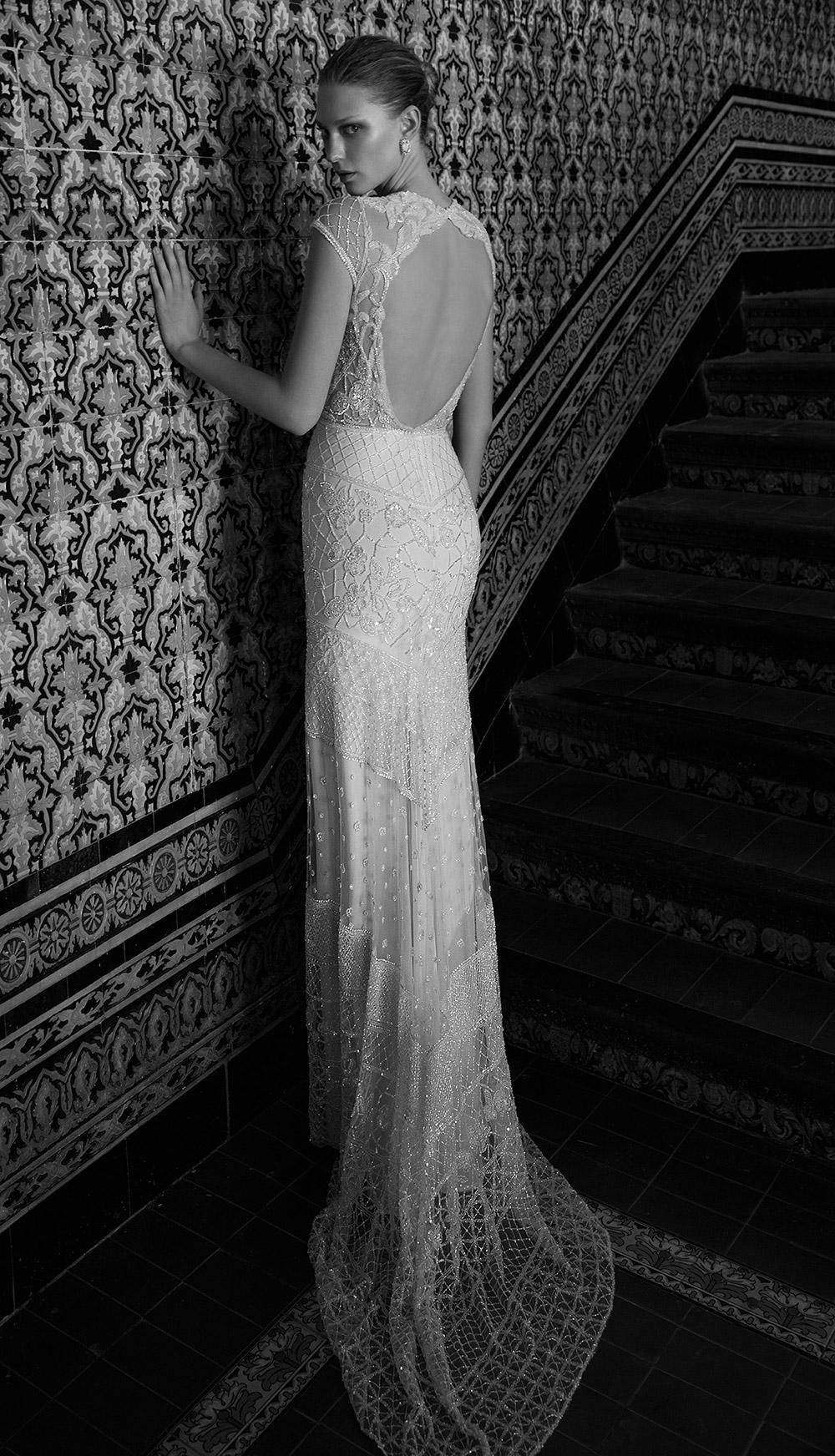 WENDY - Alon Livne 2017 Bridal Collection. www.theweddingnotebook.com