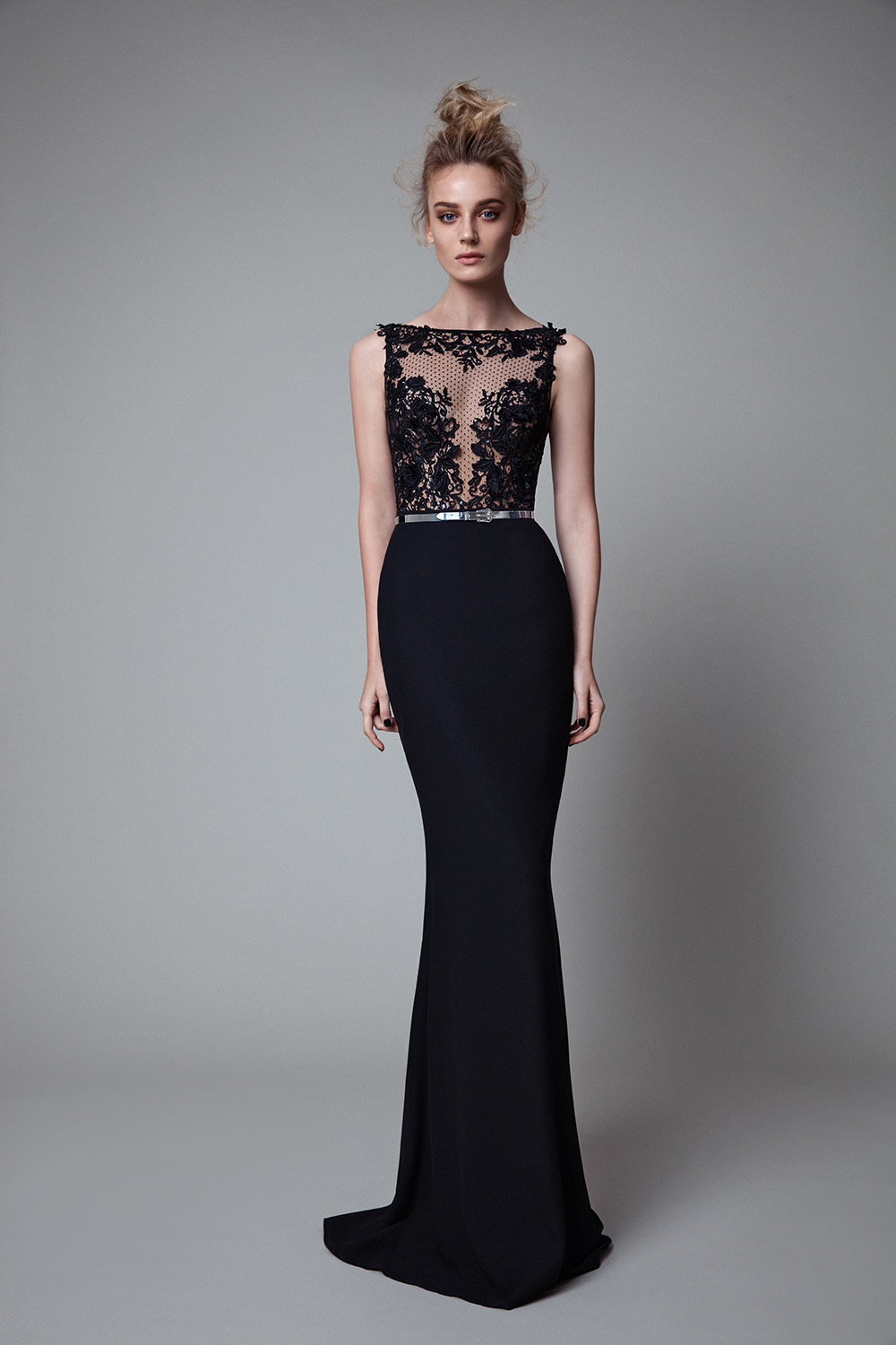 Berta Eveningwear 2017 Collection. www.theweddingnotebook.com