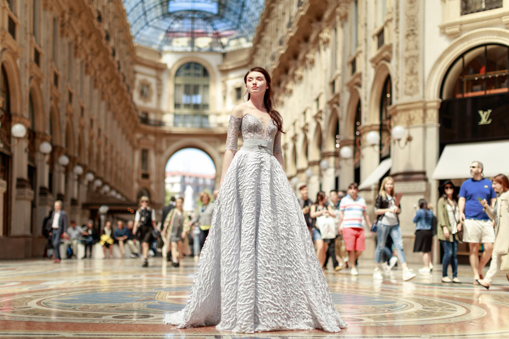 Gemy Maalouf Fall 2017 Bridal Collection