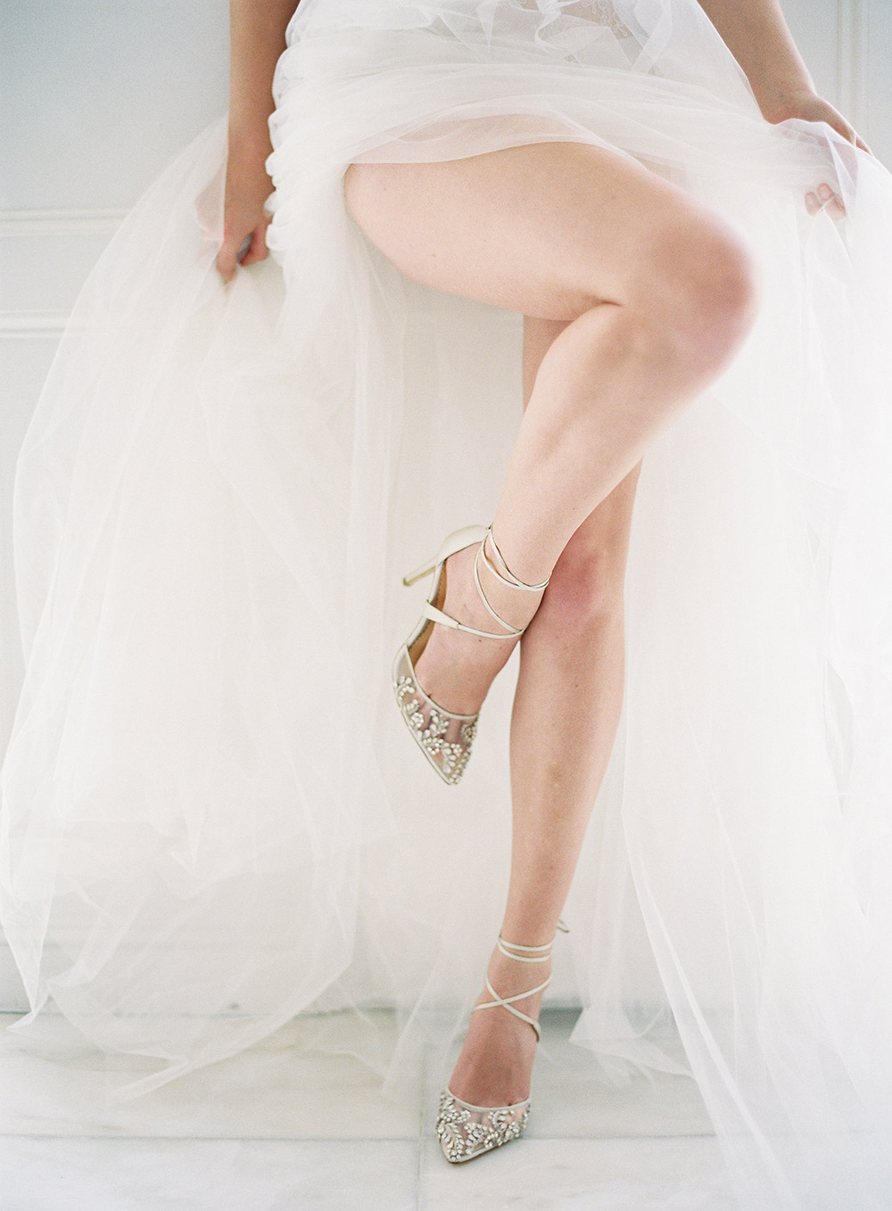 Bella Belle 2017 Bridal Shoes Collection. www.theweddingnotebook.com