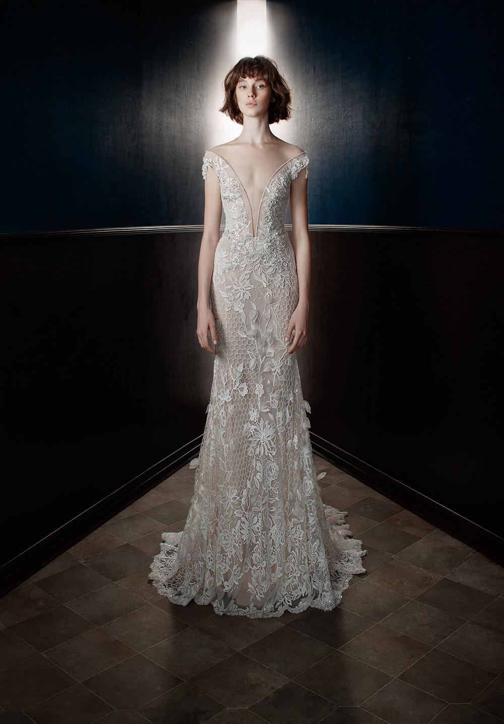 Lia - Galia Lahav Spring 2018 Bridal Collection. www.theweddingnotebook.com