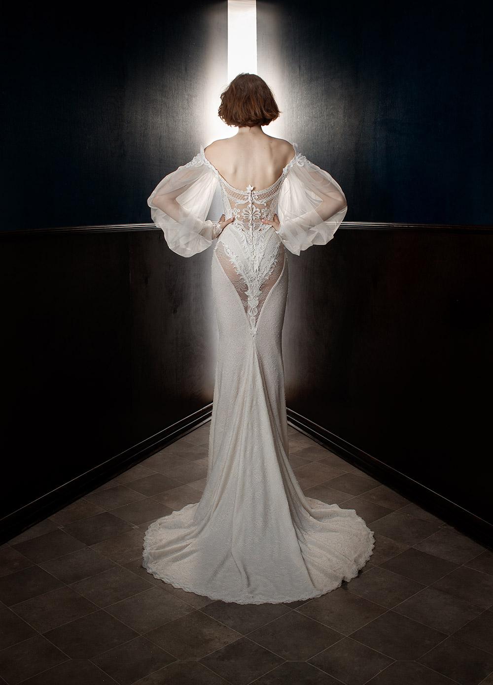 Thelma - Galia Lahav Spring 2018 Bridal Collection. www.theweddingnotebook.com