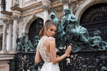 Julie Vino Spring 2018 Bridal Collection. www.theweddingnotebook.com