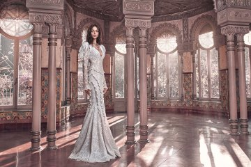 Charlie - Galia Lahav Spring 2018 Collection. www.theweddingnotebook.com