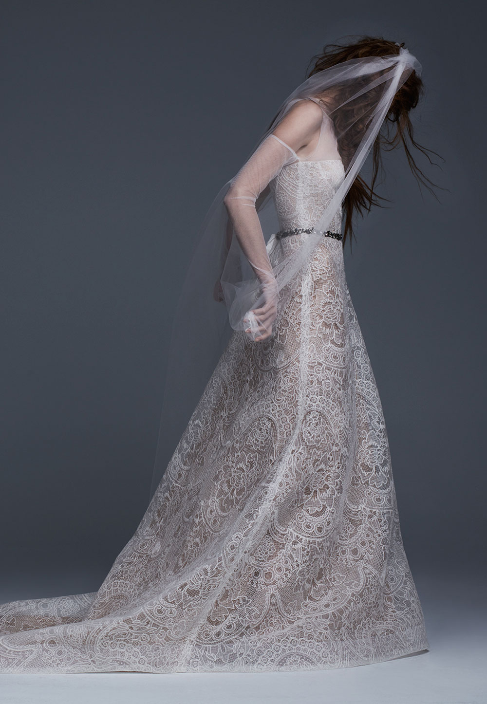Geltrude - Vera Wang Fall 2017 Bridal Collection. www.theweddingnotebook.com