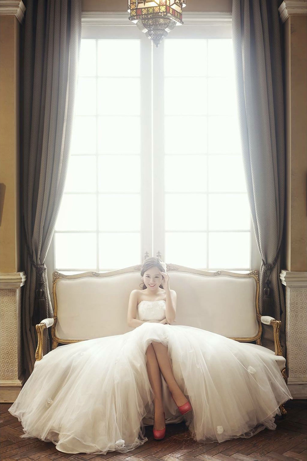 Photo by Door Studio Korea. /www.theweddingnotebook.com
