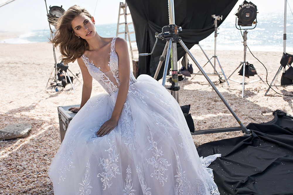 Pnina Tornai 2018 Collection. www.theweddingnotebook.com
