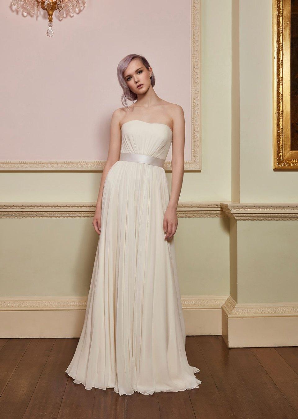 Chance - Jenny Packham 2018 Bridal Collection. www.theweddingnotebook.com