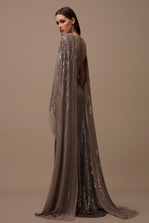 Krikor Jabotian Fall 2018 Collection. www.theweddingnotebook.com