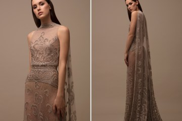 Krikor Jabotian Fall 2018 Collection. www.theweddingnotebook.com