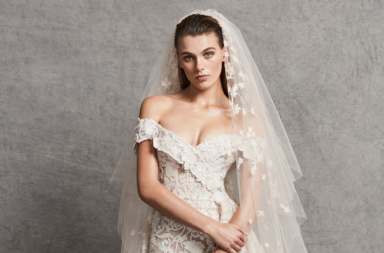 85e21175ea Zuhair Murad Bridal Fall 2018 Collection - The Wedding Notebook magazine